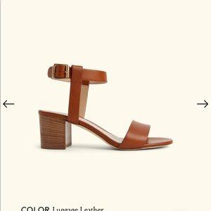 M. Gemi The Lume Block Sandal